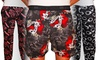 Men's Fun Boxer Novelty Boxer Shorts and Lounge Pants: Men's Fun Boxer Novelty Boxer Shorts and Lounge Pants. Multiple Styles Available.