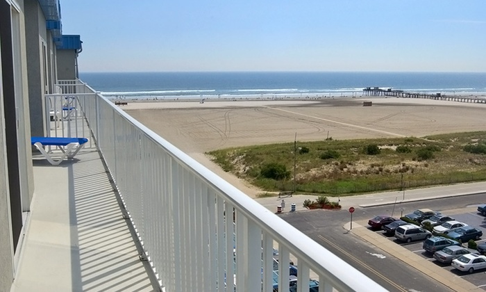 Adventurer Oceanfront Inn In Wildwood Crest Nj Groupon