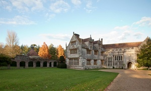 Athelhampton House and Gardens: Athelhampton House and Gardens Entry with Cream Tea for Two or Four (50% Off)