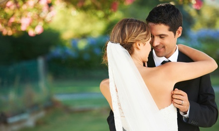 60-Minute Wedding Photography Package from K.P. Expressions Photography (75% Off)