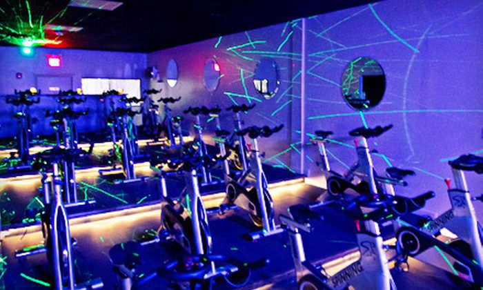 The Inner Cycle - Beverly: 10 or 20 Spin Classes at The Inner Cycle in Beverly (Up to 70% Off)