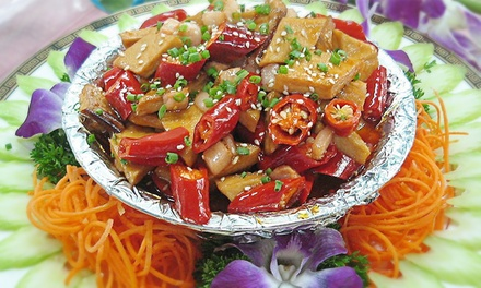 $15 for $30 Worth of Szechuan Cuisine   at The Original Szechuan Chongqing Seafood Restaurant