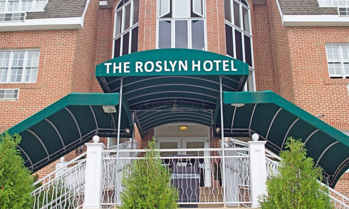 The Roslyn Hotel - Long Island, NY: Stay at The Roslyn Hotel on the North Shore, Long Island, NY; Dates into December