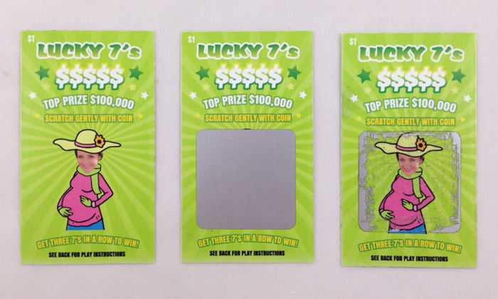 SillyWise: Custom Packs of Eight Scratch-Off Cards from SillyWise (Up to 80% Off)