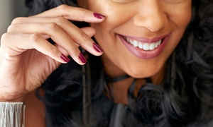 Dhd Hair And Beauty: Shellac Manicure or Pedicure with Optional Eyelash Extensions, or Mani-Pedi at Dhd Hair and Beauty (Up to 66% Off)