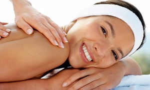 Holistic Healthcare Choices: 60-Minute or 90-Minute Massage at Holistic Healthcare Choices (Up to 55% Off)