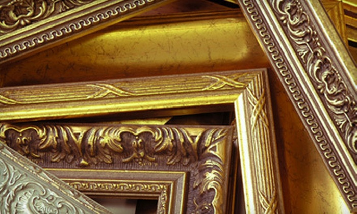 Alexis Art Gallery & Custom Framing Shop - Westbank: Framing and Artwork at Alexis Art Gallery & Custom Framing Shop in Westbank (Up to 64% Off). Two Options Available.