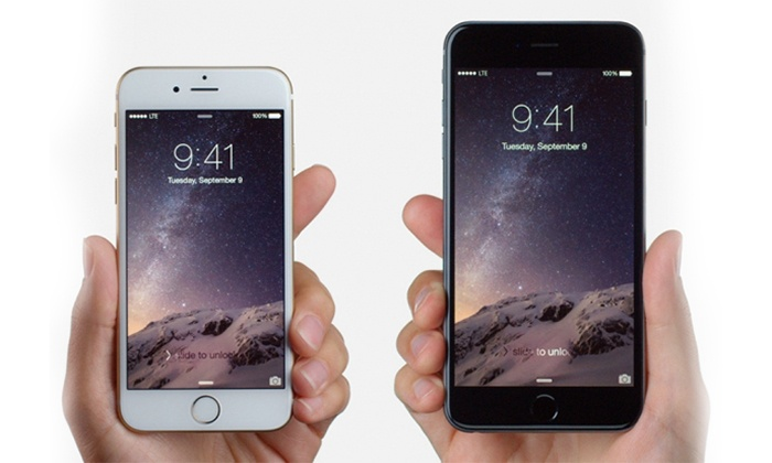 afd38294ec57e iPhone 6 ou 6 Plus reconditionné | Groupon