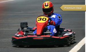 Beule Indoor Kart: 2x 10 Min. Kart fahren mit Softdrink und Sturmhaube im Beule Indoor Kart ab 12 € (bis zu 53% sparen*)