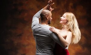 Fred Astaire Madison: Two or Four Private Dance Lessons for an Individual or a Couple at Fred Astaire Madison (Up to 59% Off)