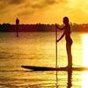 Up to 48% Off Kayak or Paddleboard Rental