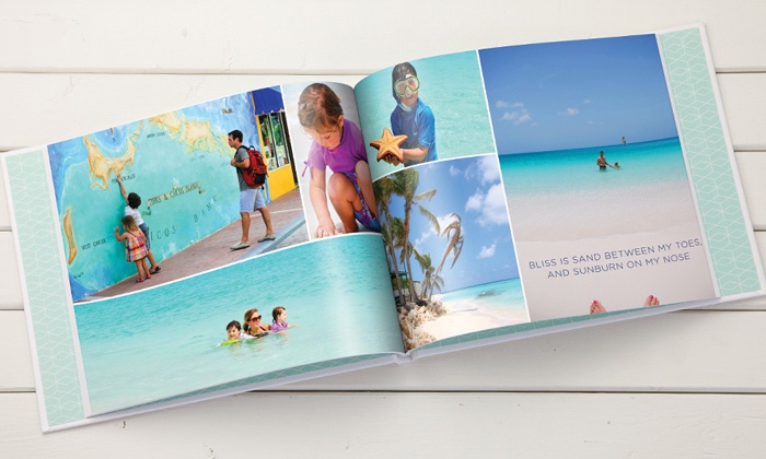 MyPublisher: 20- or 30-Page Custom Classic or Deluxe Photo Book from MyPublisher (Up to 79% Off)