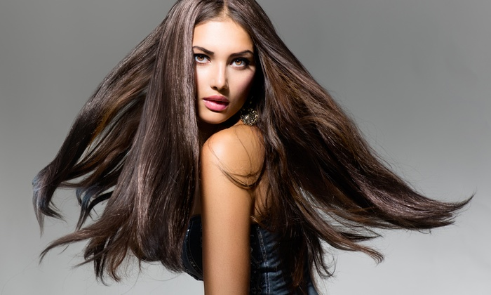 Le Petit Salon - Acton: Color and Blow-Dry from Le Petit Salon (45% Off)