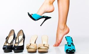 Shoe Vault: Women's Shoes at Shoe Vault (50% Off). Two Options Available.
