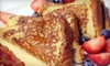 Stonebrook Manor - Thornton: Sunday Brunch for Two or Four at Stonebrook Manor (Up to 52% Off)