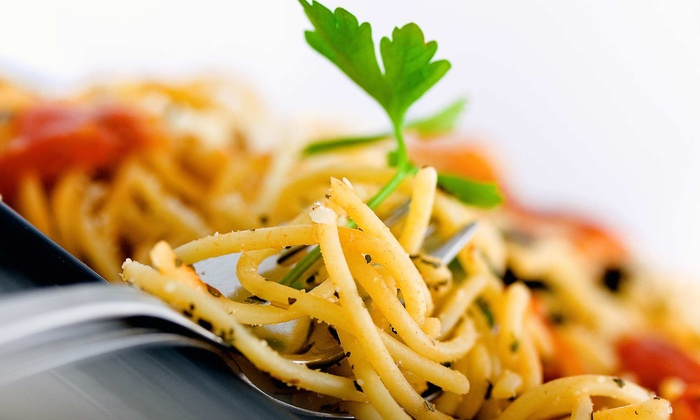 Mio Vicino - Santa Clara: Italian Cuisine at Mio Vicino (Up to 42% Off). Two Options Available.