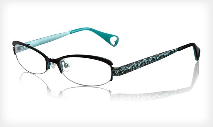 Cha Cha Cheetah Frames: $39 for Cha Cha Cheetah Optical Frames by Betsey Johnson ($195 List Price)