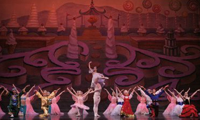 """International Ballet presents """"The Nutcracker"""" - Downtown: International Ballet Presents """"The Nutcracker"""" at The Peace Center on December 8 or 9 (Half Off)"""