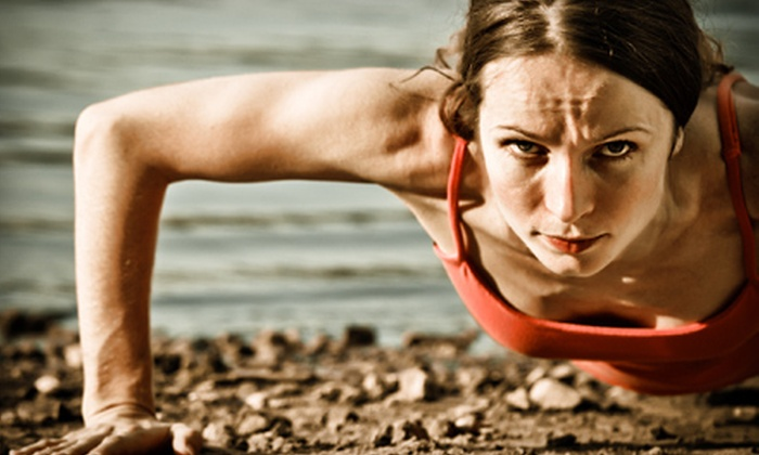 Naples & Marco Island Adventure Boot Camp for Women - Multiple Locations: 5 or 10 Classes and Nutrition Seminar at Naples & Marco Island Adventure Boot Camp for Women (Up to 77% Off)