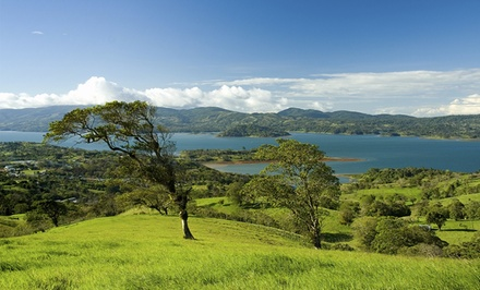6-Night Costa Rica Vacation with Airfare, Hotel & Car Rental. Price Per Person Based on Double Occupancy.