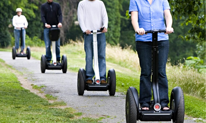 Segwayz - Mere Brow: Segway Tour For One (£17) or Two (£29) with Segwayz (Up to 59% Off)