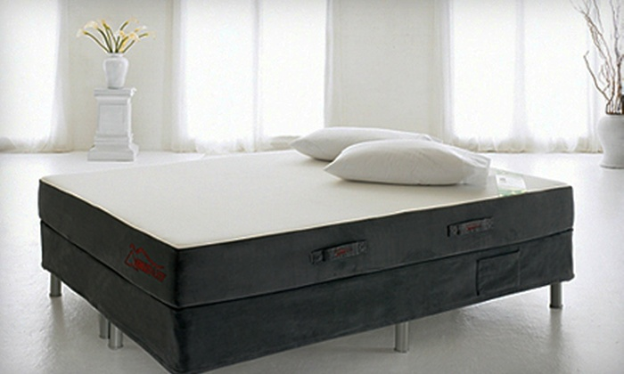 Sarah Furniture - Sharpstown: Twin, Full, Queen, or King Memory-Foam Ashley Brand Mattress from Sarah Furniture (Up to 56% Off)