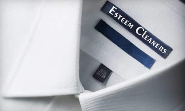 Esteem Cleaners - East Pasadena: $25 for $60 Worth of Dry-Cleaning Services from Esteem Cleaners