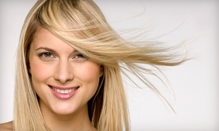 Salon 208 - Independence: $25 for $50 Worth of Manicures, Waxing, Hair Services, and More at Salon 208 in Independence