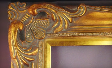 $100 Worth of Custom Framing - Picture Frame Warehouse in Nashville