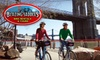 Blazing Saddles - Financial District: $25 for an All-Day High-Performance Bike Rental from Blazing Saddles ($53 Value)