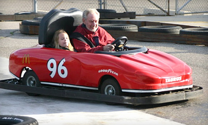 Formula K Family Fun Park - Mattawan: $25 for $50 Worth of Games and Activities at Formula K Family Fun Park in Mattawan