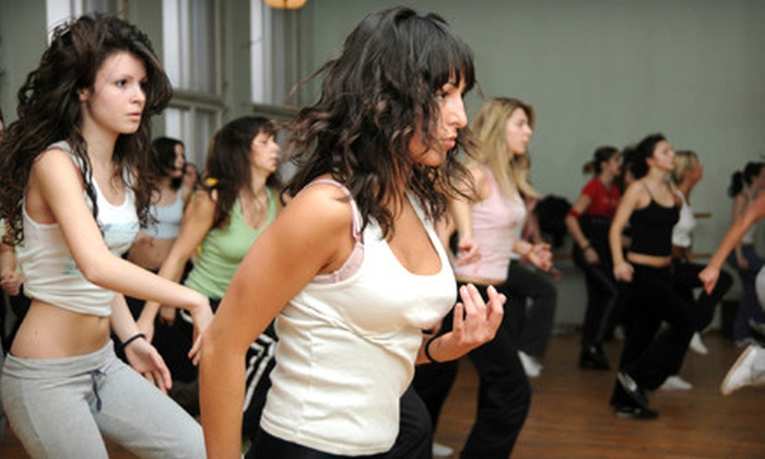Dare to Dance - Blue Ash: $10 for 10 Zumba Classes at Dare to Dance ($115 Value)