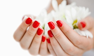 Heavenly Nails by Al @ Diamonds N The Rough Nail Salon : Acrylic Nails with Optional Nail Art at Heavenly Nails by Al @ Diamonds N The Rough Nail Salon  (Up to 62% Off)