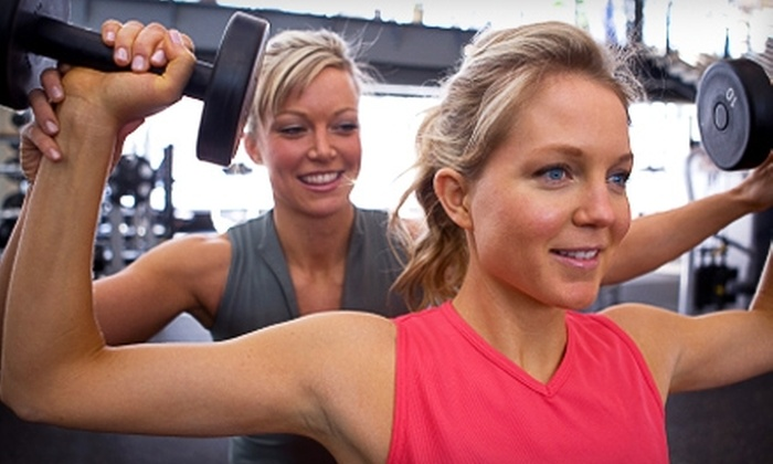 Hot Springs Athletic & Racquet - Hot Springs: $30 for a One-Month Membership and One Personal-Training Session at Hot Springs Athletic & Racquet Club ($85 Value)