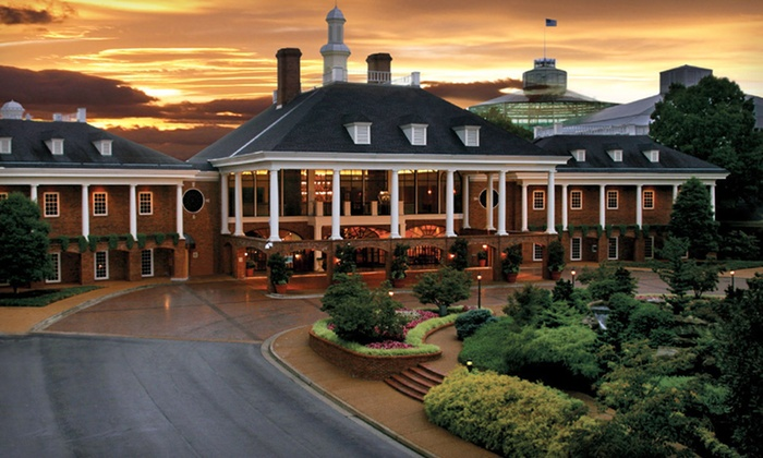 Gaylord Opryland Resort - 15: $199 for a One-Night Stay in a Junior Suite at Gaylord Opryland Resort in Nashville (Up to $415 Value)