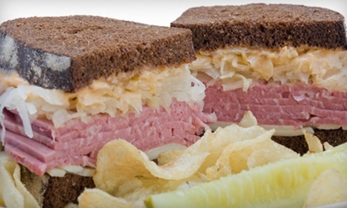 Archie's New York Deli - Downtown: $10 for $20 Worth of American Fare at Archie's New York Deli