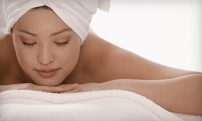 The Massage Spa - St. Petersburg: $55 for a Half-Day Spa Retreat with Massage, Facial, and Pedicure at The Massage Spa ($119 Value)
