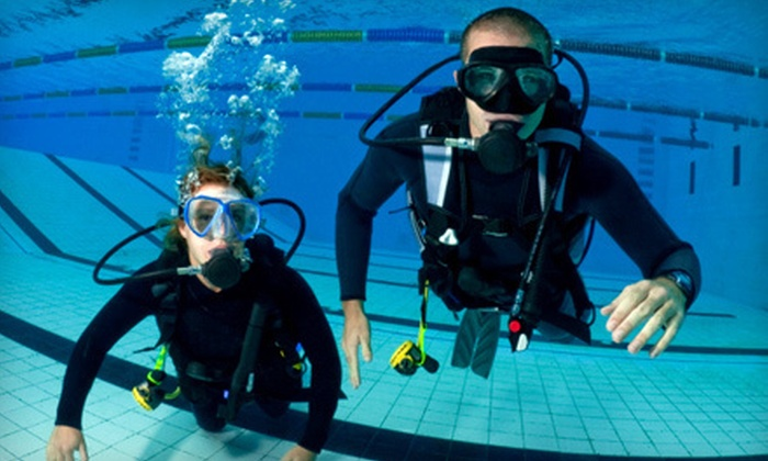 Tropical Adventures Scuba and Travel - San Jose: $99 for a Scuba-Certification Course at Tropical Adventures Scuba and Travel in Soquel ($249 Value)