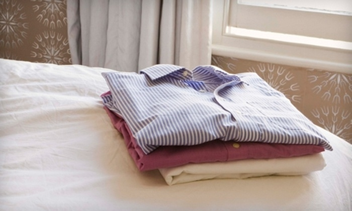 63rd St. Laundry - Westmont: $10 for $20 Worth of Full-Service Laundry or $7 for Comforter Cleaning (Up to $15 Value) at 63rd St. Laundry in Westmont