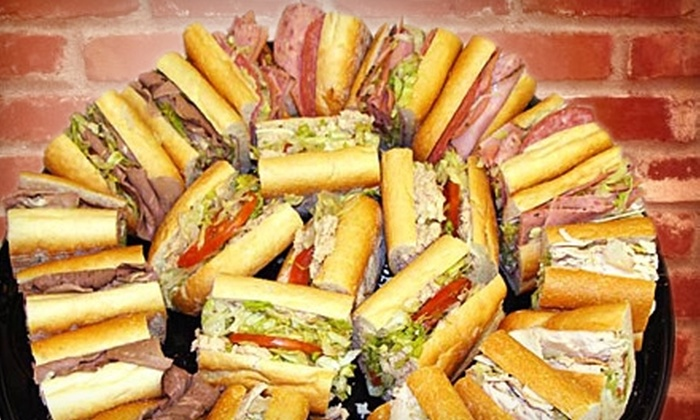 Lee's Hoagie House - Multiple Locations: $10 for $20 Worth of Hoagies, Wraps, and More at Lee's Hoagie House