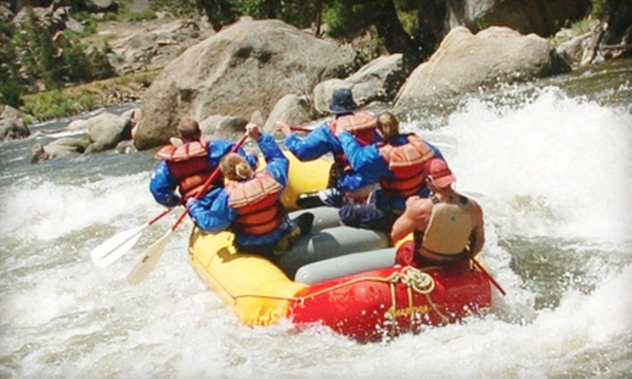 American Adventure Expeditions - Multiple Locations: $25 for $50 Toward Any Full- or Half-Day Rafting Tour from American Adventure Expeditions in Buena Vista