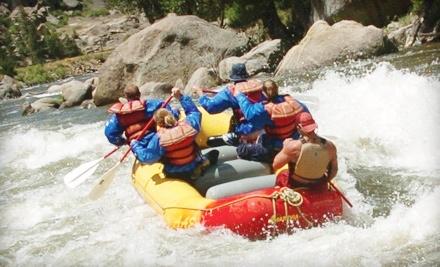 American Adventure Expeditions - American Adventure Expeditions in Buena Vista