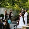Half Off Wedding at Power's Mansion Inn in Auburn