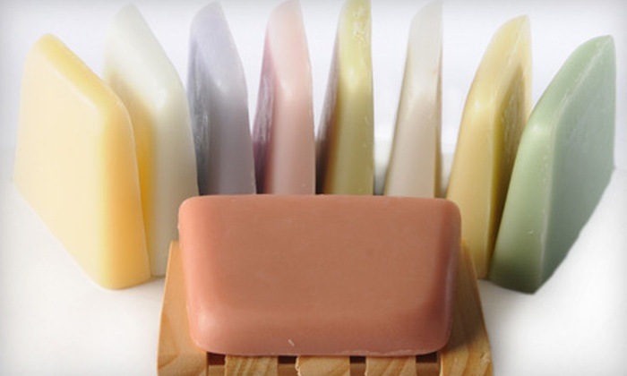 Herbal Art - Multiple Locations: $12 for $30 Worth of Handmade Soaps, Candles, and Eco-Friendly Products at Herbal Art