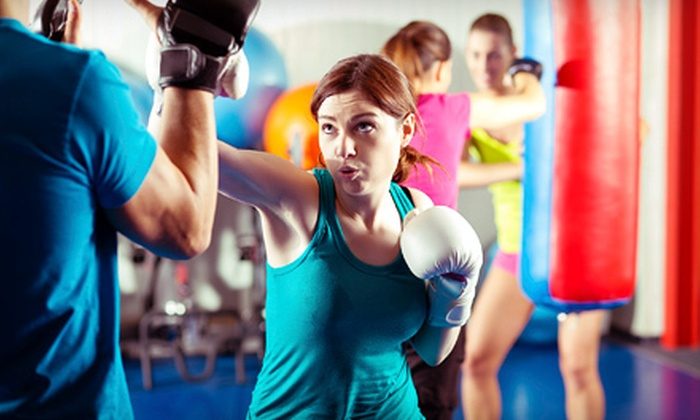 Transformate Fitness - Springfield: One Month of Unlimited Fitness Classes, a 60-Minute Personal-Training Session, or One or Three Airbrush Spray Tans at Transformate Fitness (Up to 51% Off)