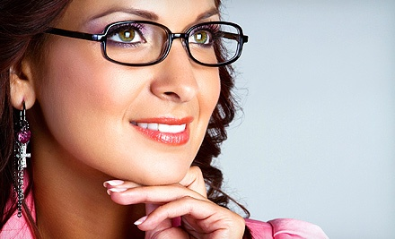 Eye Exam with Frame Credit or Contact Fitting at Optique of Denver (Up to 67% Off)