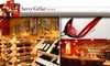 Savvy Cellar Wine Bar & Wine Shop - Centennial: $8 for Any Wine Flight at Savvy Cellar Wine Bar & Wine Shop (Up to $19 Value)