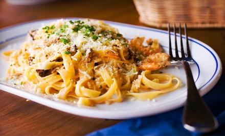 $40 Groupon to Amicis Italian Restaurant - Amici's Italian Restaurant in Indianapolis
