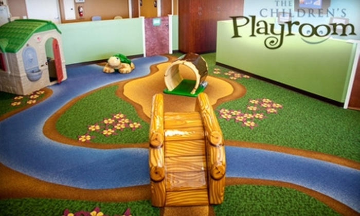 the childrens playroom colorado springs deal of the day | groupon