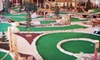 Up to 51% Off Mini Golf for Four in Chaska